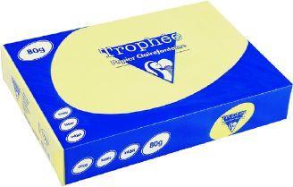 Kopierpapier Trophee A4 80g/qm 500 Blatt sandfarben/gelb für 1,19 € (exkl. Versand)