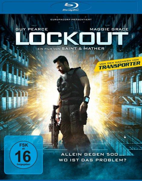 [amazon.de] Lockout [Blu Ray] für 6,09 € (Prime oder Hermes)