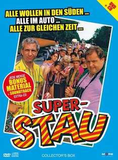SUPERSTAU (DER KULTFILM+SOUNDTRACK-CD)-SUPERSTAU-2DVD + CD