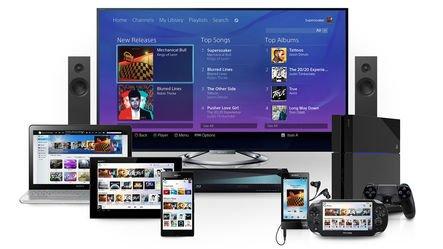 Music Unlimited von Sony- 3 Monate für 3 € - Dienst wie Spotify oÄ - Offline Wiedergabe möglich