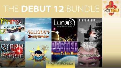 Indie Royale - The Debut Bundle 12 - 8 Steam Greenlight Spiele 2,17€