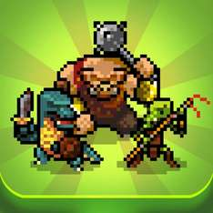 [iOS] Knights of Pen and Paper kostenlos statt 2,69€