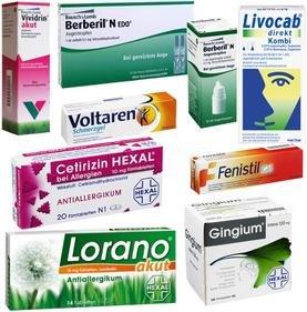 Heuschnupfen-Frühlingsaktion: Allergiker-Produkte bis 40% reduziert und gute Preise im Online-Vergleich (Cetirizin, Lorano, Fenistil, Livocab, Vividren, etc.) bis 22.04.2014