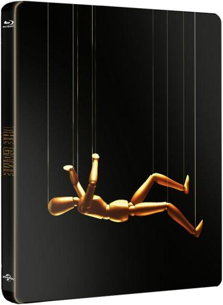 Blu-ray - The Game (Steelbook) für €8,48 [@Zavvi.com]