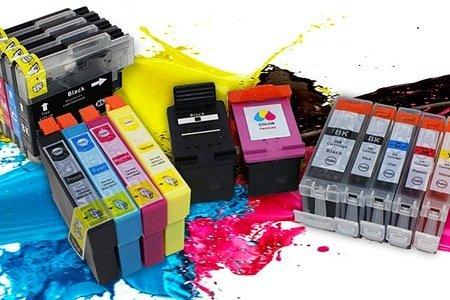 Ersatz-Tintenpatronen für Brother, Canon, Epson und HP Farbdrucker im Multipack ab 11,95 €