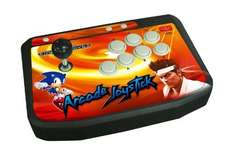 Sega Megadrive Stick Arcade Game + SD Card Slot + 26 Games für ~23,63 € inkl. Vsk.