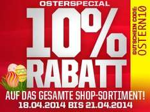 LINK DEFEKT: Deal Link im 4. Kommentar /10 % auf das gesamte Shopsortiment * Oster Special bis 21.04.2014 [Andro-Shop]