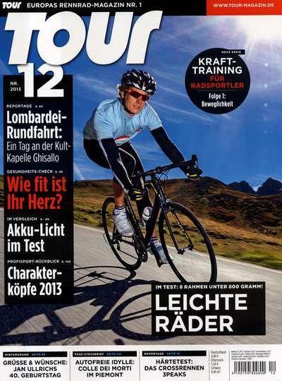 Radfahrer - 6-mon. Abos: Tour/Bike i. V. m. Payback/Otto/Zalando/MP.DE - 0,11€-1,08€/Ausgabe