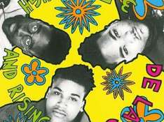 "Neues Mixtape von De La Soul ""Smell the D.A.I.S.Y."" Limited Edition"