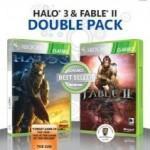 Xbox 360 Games: Fable 2 GOTY und Halo 3 + Gratisspiel für 15,98€ inkl. Versand
