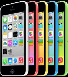 Apple iPhone 5C 16GB weiss/pink/grün für 371,07 Euro B-Ware @MeinPaket.de