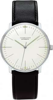 Junghans Herrenarmbanduhr MAX BILL Automatik Analog @ amazon.de € 426,66