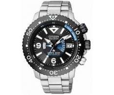 Citizen Promaster Sky Diver Funk Titan BY2000-55E @Amazon
