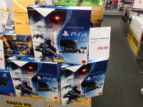 Playstation 4 Killzone Bundle Lokal Medimax Monschau