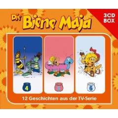 Amazon MP3: Die Biene Maja - Hörspielbox Vol. II  Nur 3,99 €