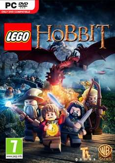 [Steam] Lego - Der Hobbit  ~12,94€ @ Nuveem