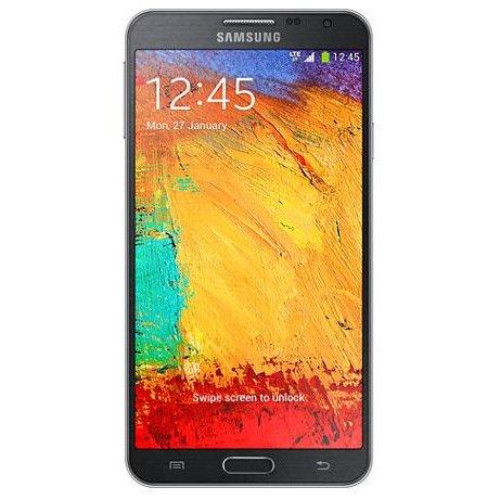 Samsung Galaxy Note 3 Neo (N 7505) schwarz, LTE, 1.3 GHz-Quadcore, Neuware @ Ebay