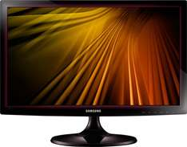 "Samsung S24C300H - 24""- LED-Monitor HD schwarz @Pixmania"