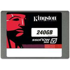 Kingston SSDNow V300 240GB für 83,87€ @Amazon.co.uk