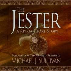 [Audible.de] The Jester (A Riyria Chronicles Tale)