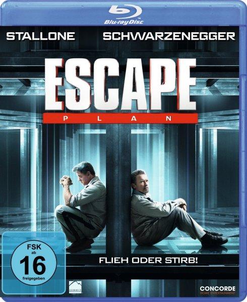 [amazon.de] Escape Plan (Schwarzenegger / Stallone) Blu-ray - €11,99