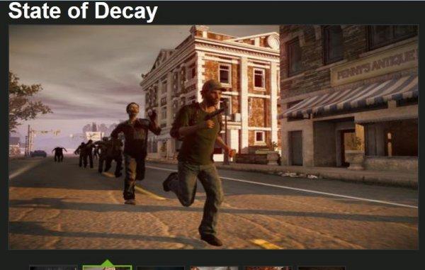 Green Man Gaming / GMG  - State of Decay - STEAM - mit Gutschein - 7,60 € - Erweiterung - State of Decay – Breakdown DLC - 2,40 €