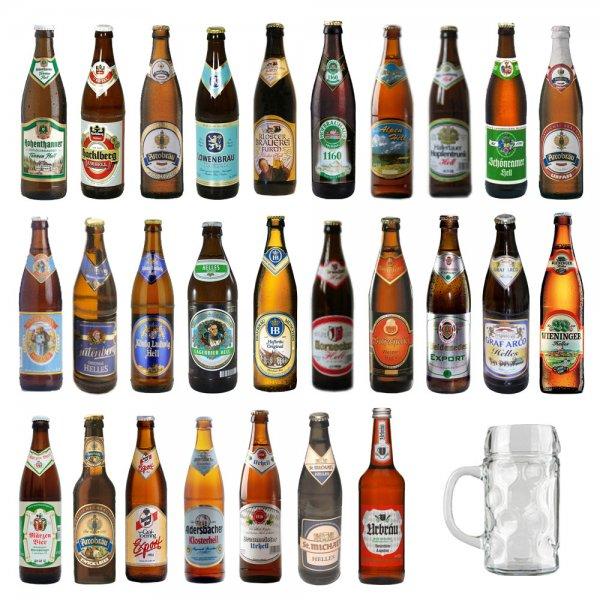 Gemischte Bierpakete bei ebay