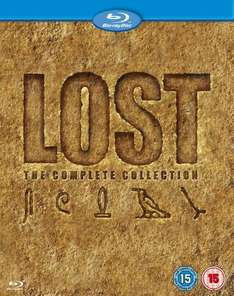 Lost - Seasons 1-6 Complete Box Set Blu-ray (UK Box) @zavvi.com