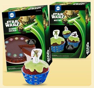KÜCHLE Star Wars Backmischung 2,49 EUR @ Penny (für Mutti)