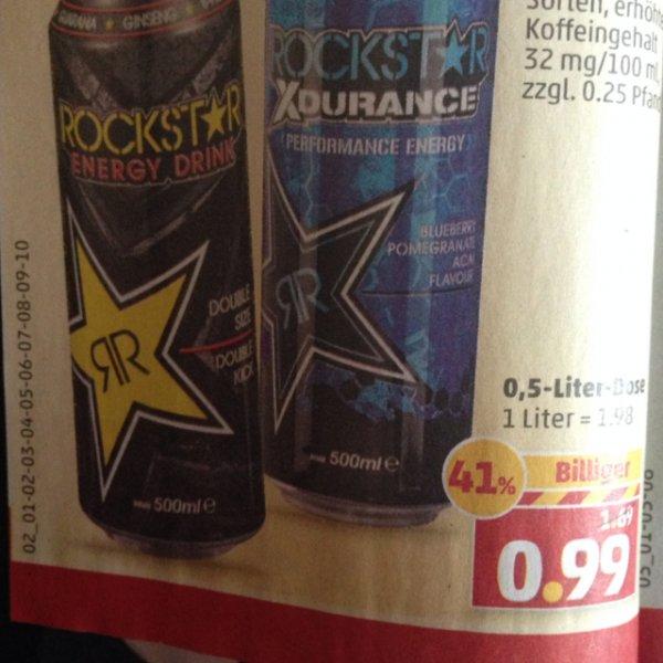 Rockstar 0,99€ Penny