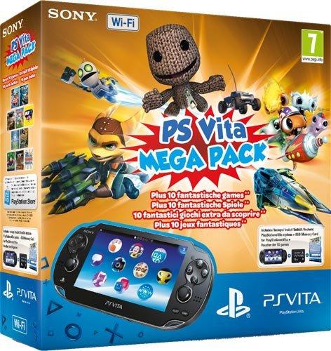 PSVita + 10 Games + 16 GB Memory 152,32 € + 2,90€ Versand