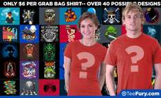 Doctor WHO & Non-WHO Grab Bag T-Shirts - nur HEUTE - über 40 Designs Pop Kultur