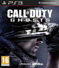 Call Of Duty: Ghosts PS3 - Zavvi.com