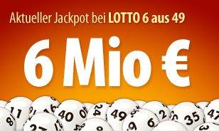 2 kostenlose Lottofelder bei Tipp24 - auch für Bestandskunden