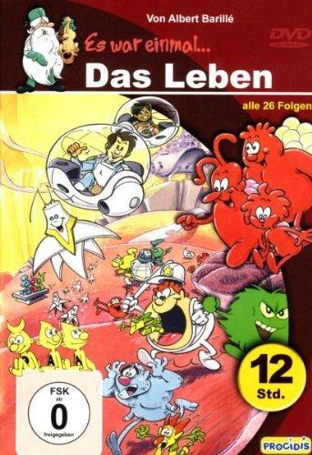 DVD Schuber ES WAR EINMAL ... DER MENSCH/DAS LEBEN