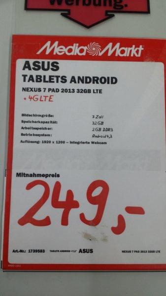 (Heidelberg MM) Nexus 7 32Gb LTE