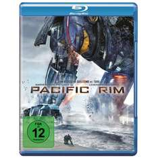 [amazon.de] Pacific Rim [Blu-ray] für 7,99 € (Prime oder Hermes)