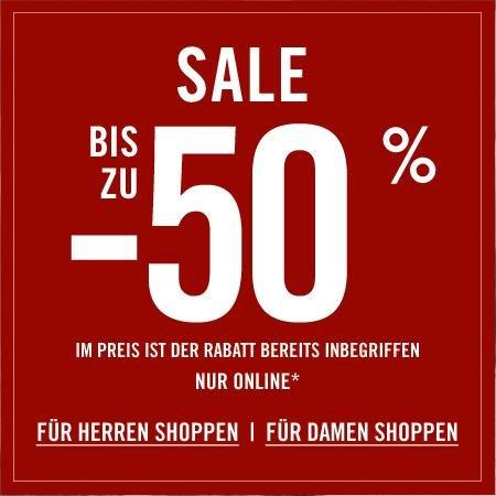 Abercrombie & Fitch: Kostenloser Versand für alle Bestellungen & 50% Sale