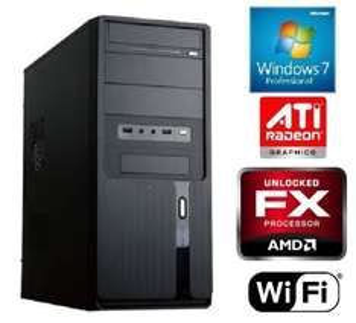 @ebay.de Quad Core Computer AMD Phenom II X4 955 4gb PC Rechner Komplett System windows 7