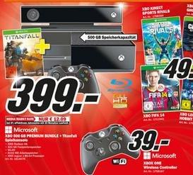 [MM Weiterstadt/Darmstadt] XBOX One + Titanfall = 399€, PS4 + 3 Spiele = 499€, MacBook Pro 13'Retina = 999€, Lumia 520 = 79€ ...uvm