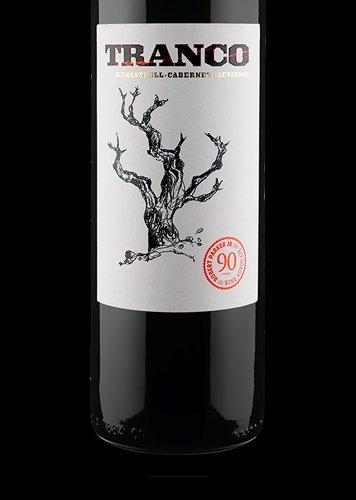 """Rotwein """"Tranco 2010"""", uriger, würziger Rotwein, 90 Parker Punkte, ehm.9,90 jetzt 6,50 je 0,7l + 4,90 Vsk"""