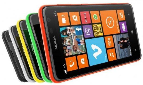 Nokia Lumia 625 mit mobilcom debitel o2 Flat M Internet für effektiv 119€ (Vergleichspreis: 179€) + 20€ Appstore Gutschein