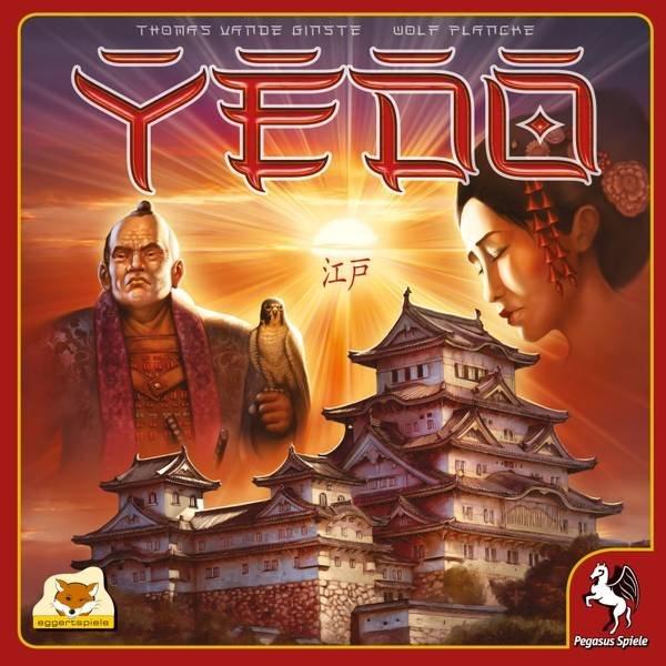 [Brettspiel]  Strategiespiel Yedo mit knapp 40% Ersparnis auf den Idealo Bestpreis
