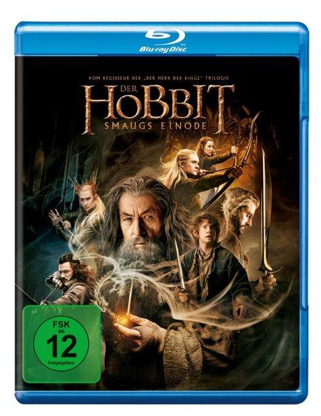 -lokal- Der Hobbit: Smaugs Einöde  @expert  Blu-ray - 9,99 €; DVD - 7,99€;