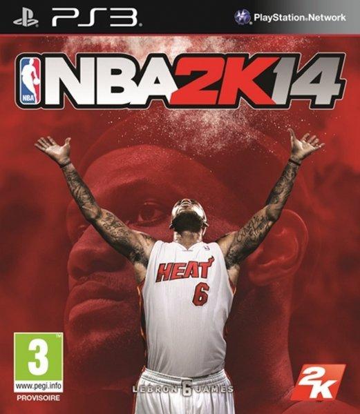 [PS3] NBA 2K14 für 11,85€ inkl. Versand @ Amazon.fr
