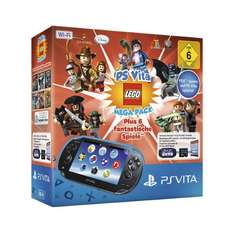PlayStation Vita (WiFi) inkl. Lego Mega Pack (Amazon.de)