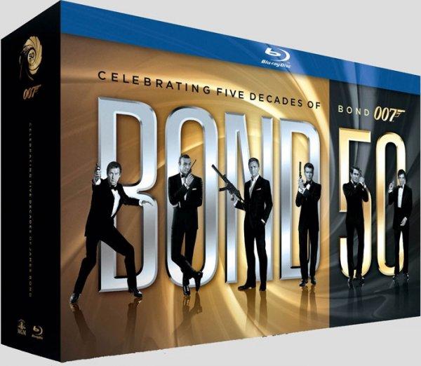 "{cinema.de} ""Bond 50"" evtl. inkl. Skyfall + Playboy- oder cinema-Abonnement für 89€"