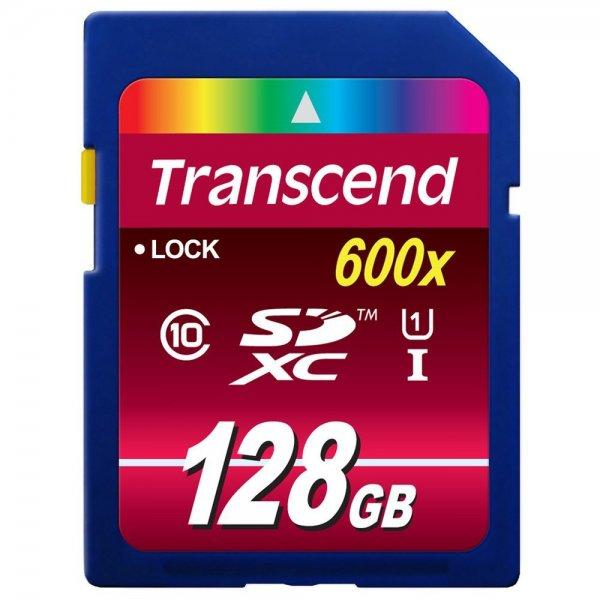 Transcend 128 GB SDXC UHS-I @ Otto.de für 74.99€ + Versand