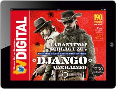 iPad App TV DIGITAL HD 6 Monate Kostenlos