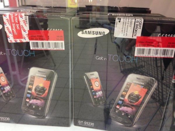 [LOKAL] real,- Ihlpohl - Samsung S5230 für 35€
